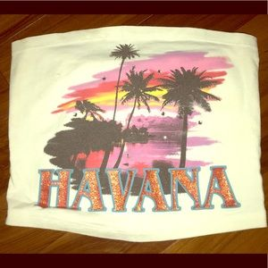 Havana, Ooh Na-Na! Tube Top